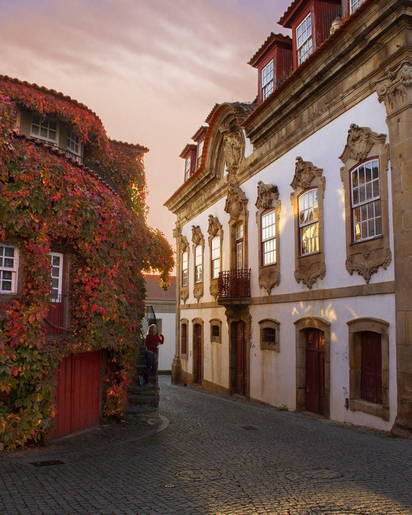 La Valle del Douro Provesende centro storico